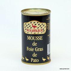 Mousse de Foie Gras de Pato. La mousse de foie gras de pato es una emulsión a base de hígado graso de pato triturado sometido a calor y presion para la elaboración de su conserva. Se dice que el mouse de foie gras es el primer paso para conocer la familia del foie gras.