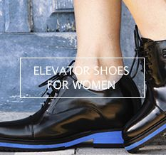 Women's Elevator shoes.