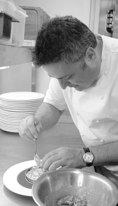 Richard Corrigan is an Irish chef. #chef #culinary #food
