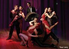 Show A puro tango, este 4 en Guayaquil