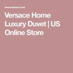 Versace Home Luxury Duvet | US Online Store
