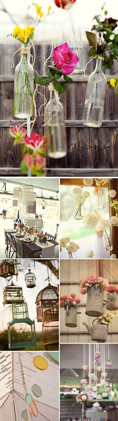 Ideas para Baby Shower con flores