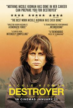 Directed by Karyn Kusama. With Nicole Kidman, Toby Kebbell, Tatiana Maslany, Sebastian Stan. A police detective reconnects with people from an undercover assignment in her distant past in order to make peace. Netflix Movies To Watch, Good Movies To Watch, Nicole Kidman, Tv Series Online, Movies Online, Movie List, Movie Tv, Prime Movies, Prime Tv