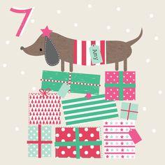 Advent Calendar Day 7 - Amy Underhill