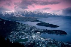 Best Jobs for People Who Love to Travel: New Zealand International Jobs, Amazing Places On Earth, Exotic Beaches, Castle Ruins, Good Job, New Zealand, The Good Place, Travel Destinations, Waterfall