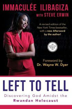 Book to read, reader recommendation: Left to Tell