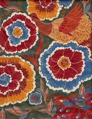 China Seas Hokokai Print Fabric by the yard--discounted china seas fabric