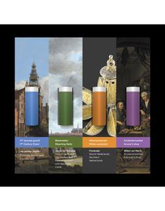 """Fleeted box """"Fleeting scents in colors"""" - Shop Mauritshuis - Mauritshuis webshop Catholic Rituals, Barbara Kruger, 17th Century Art, Great Names, Rene Magritte, Jean Michel Basquiat, David Hockney, Wassily Kandinsky, New Perspective"""