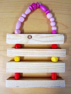 Varga-Neményi-menetelmään, toiminnallisuuteen ja Liikkuva Koulu-ideologiaan hurahtaneen opettajan opetuskokeiluja. Crafts To Make, Crafts For Kids, Arts And Crafts, Diy Crafts, Woodworking Projects Plans, Wooden Crafts, Wood Art, Projects To Try, Christmas Gifts
