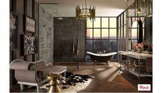 Brizo® Rook™ Bath Collection