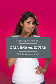 There have been interesting debates on the merits of CMA granted by IMA (US) versus the one by the Institute of Cost Accountants of India (ICAI, or better known by its former name, ICWAI) of India. What are your thoughts? Weigh in here: #CMA #IMA #ICWAI #Accountants Accounting Student, Cost Accounting, Exam Study Tips, Exams Tips, Career Path, Career Advice, Enrolled Agent, Cpa Exam