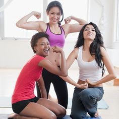 10 Reasons to Break Up with Your Boring Workout and Bring Your Friends