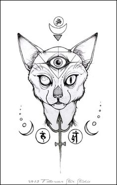 Third Eye Kitty