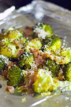 I Love Food, Sprouts, Broccoli, Food And Drink, Cooking Recipes, Vegetables, Waiting, Chef Recipes, Vegetable Recipes