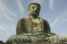 Great image of buddha Kamakura