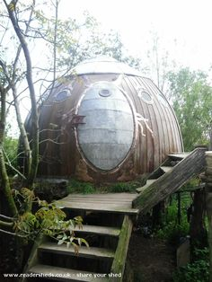 walking home is an entrant for Shed of the year 2014 via @readersheds  #shedoftheyear