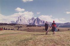 Luigi Ghirri -ALPE DI SIUSI -1979
