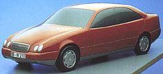 OG   1995 Mercedes-Benz E-Class - W210   Mock-up