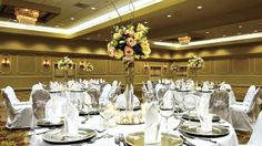 Doubletree By Hilton Hotel Columbia, South Carolina - Ballroom