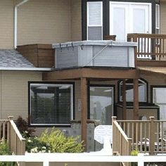 Photo: Dan Kopp   thisoldhouse.com   from Home Inspection Nightmares VIII. Wait, wait for it.  It's a jacuzzi!