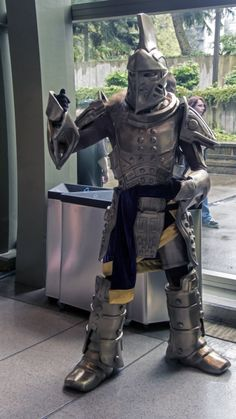 Sakura con Dwemer armor by Mackingster.deviantart.com on @deviantART