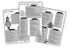 CE1/CE2 • Langage Oral • Recueil de poésies par thèmes ~ Cycle 3, Language, Classroom, Journal, Teaching, Education, School, Books, Kids
