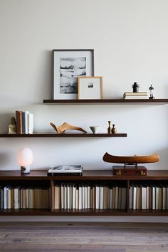ove this beautiful living room shelfie captured by 👈🏻 JWDA Concrete table lamp available online ✨ . Interior Architecture, Interior And Exterior, Interior Design, Home Living Room, Living Spaces, Home Office Design, House Design, Beautiful Living Rooms, Scandinavian Home