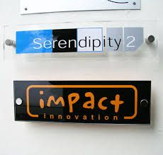 Image result for Perspex Logo signs