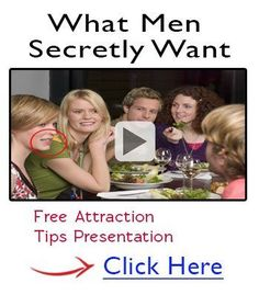 What Men Secretly Want   Be Irresistible