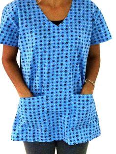 Pijama Cirúrgico estampado feito sob medida em tecido tricoline, 100% algodão. vetmedic petcentercastro - Projeto Pet Center Castro