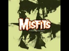 The Misfits - 12 Hits from Hell LP | HALLOWEEN / VAMPIRA / I TURNED INTO A MARTIAN / SKULLS / LONDON DUNGEON / NIGHT OF THE LIVING DEAD / HORROR HOTEL / GHOULS NIGHT OUT / ASTRO ZOMBIES / WHERE EAGLES DARE / VIOLENT WORLD / HALLOWEEN II / LONDON DUNGEON (ALTERNATE TAKE)