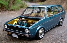 VW golf Mk1 wagon thread