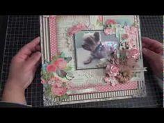 Graphic 45 Botanical Tea Mini - YouTube