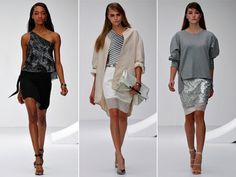 Topshop Unique Goes Modern & Minimal for S/S 2013 - Coco's Tea Party