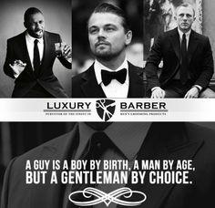gentlemen's guide