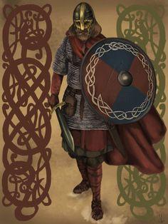 Norse Hersir by JLazarusEB.deviantart.com on @DeviantArt