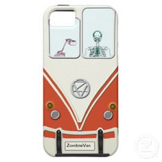 Funny Zombie Van iPhone5 cases iPhone 5 Cases by in_case