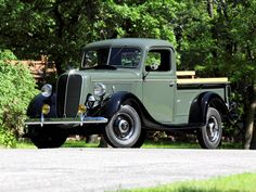 1937 Ford V8 Deluxe Pickup Maintenance/restoration of old/vintage vehicles: the material for new cogs/casters/gears/pads could be cast polyamide which I (Cast polyamide) can produce. My contact: tatjana.alic@windowslive.com