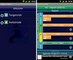 Controlla il traffico prima di partire per le vacanze con Infoblu Traffic per Android