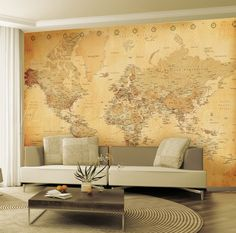 Wall Decals Murals Wallpaper Old Maps