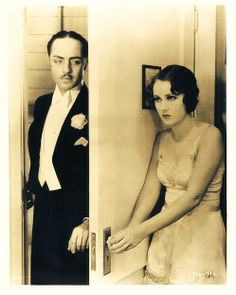 William Powell and Faye Wray in 'Pointed Heels' (1929) ...