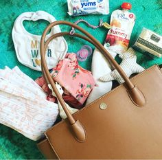 Diaper Bag Essentials Diaper Bags And Diapers On Pinterest