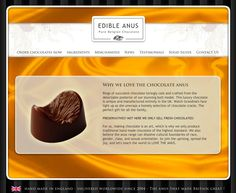 Edible Anus, A Line of Chocolates Crafted From the Ass of a Butt Model