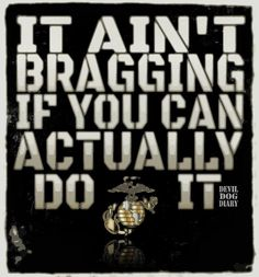 And that means not just make it through boot camp that means actually completing your contract! You Couldn't even make it all the way through being a reservist!