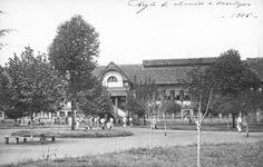 1916 - Asilo de Alienados. Coleção Julia Wanderley. Acervo: Instituto Histórico e Geográfico do Paraná.