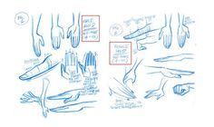 """""""Stylized Hands"""" 
