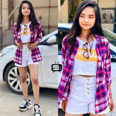 Stylish Dress Designs, Stylish Dresses, Fun Quotes, Life Quotes, Dragon Nest, Actress Anushka, Girl Trends, Indian Teen, Teen Actresses