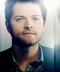 Misha Collins perfection in every form.