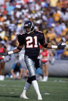 ↵The NFL Network is rolling out its list of the 100 best players in NFL history, with the most recent installment revealing Deion Sanders ranked The best player to ever play for the F. Nfl Football Players, Dallas Cowboys Football, Football Helmets, Football Moms, Football Art, Baseball, Nfl Sports, Sports Stars, Sports Memes