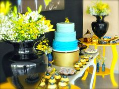 Mini Wedding - Pop Art ~ Tathyana Abreu Decorações Personalizadas